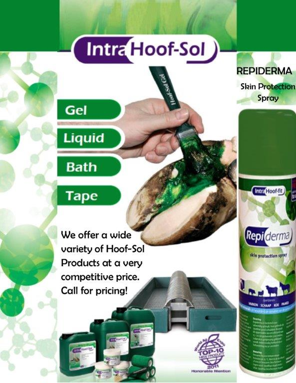 Intra Hoof-Sol Products